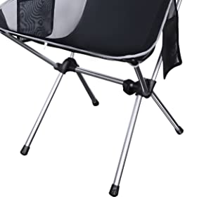 highback folding chair