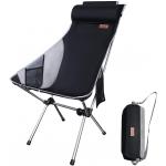 Ultralight Folding High Back Camping Chair