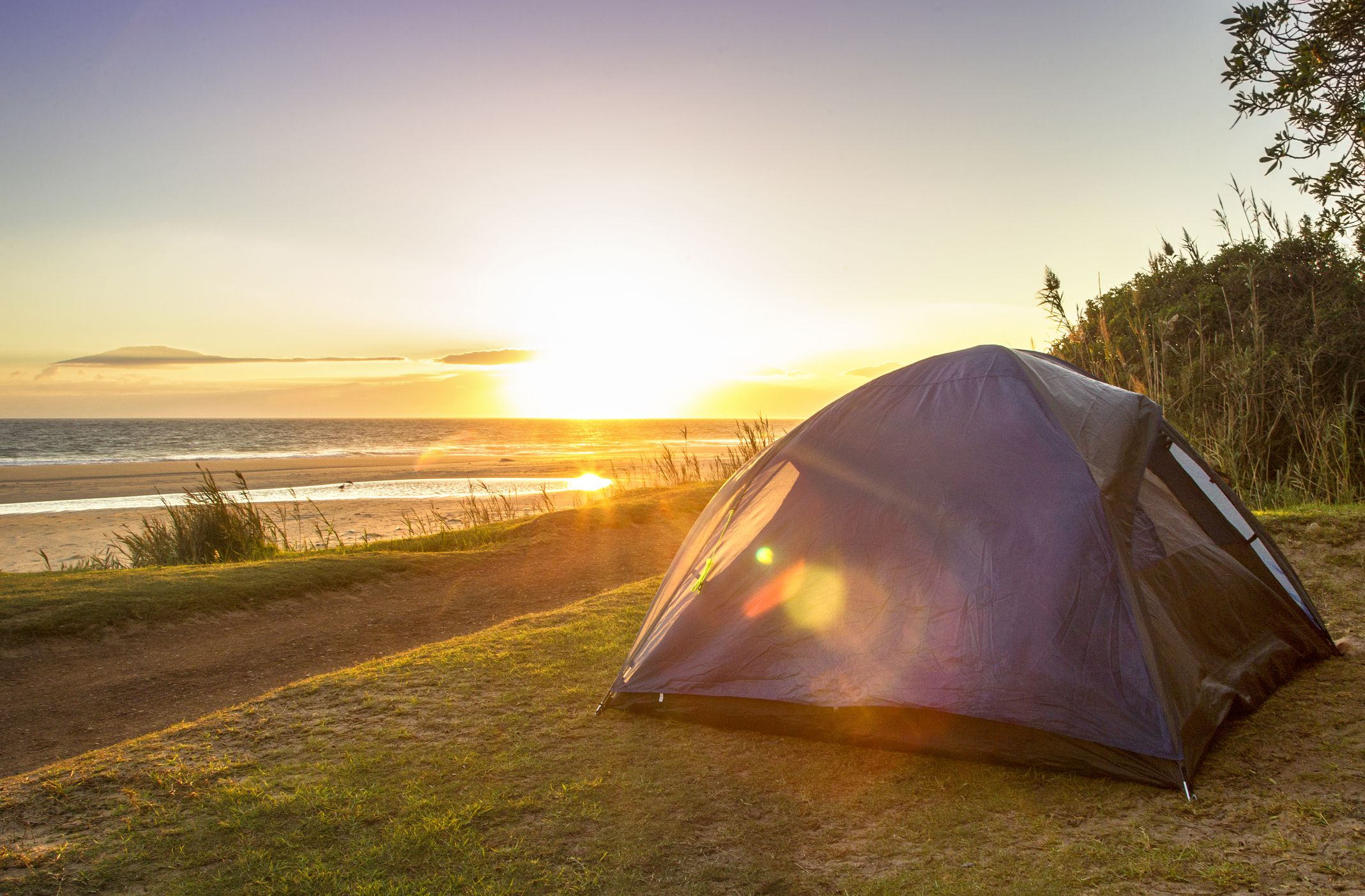 About us, camping
