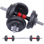 22lbs adjustable dumbbell